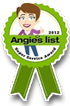 Angie's List Recommended Business!