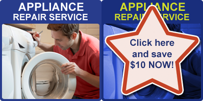 Day's Appliance Repair Service - Save $10 now!